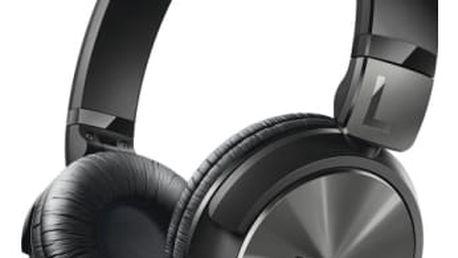 Sluchátka Philips SHL3160BK (SHL3160BK) černá