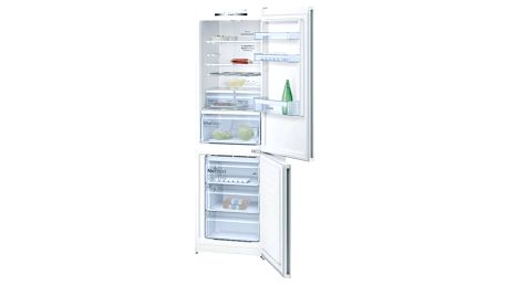 Kombinace chladničky s mrazničkou Bosch KGN36VW35 bílá + K nákupu poukaz v hodnotě 2 000 Kč na další nákup + Doprava zdarma