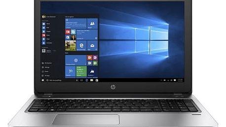 Notebook HP ProBook 450 G4 (Y7Z95ES#BCM) stříbrný