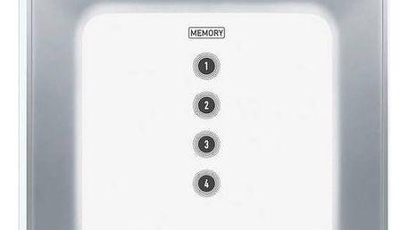 Osobní váha Tefal PP3020V0 stříbrná/sklo + Doprava zdarma