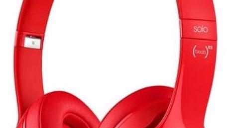 Sluchátka Beats Solo2 (MH8Y2ZM/A) červená