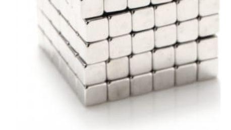 Magnetický hlavolam/stavebnice - 216 kostek