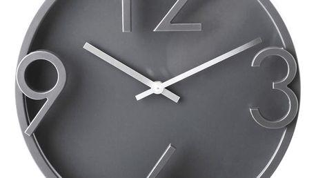 Designové nástěnné hodiny Dexter průměr 30 cm HOME & YOU