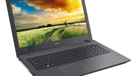 Notebook Acer E15 (E5-573G-P67V) (NX.MVMEC.001) šedý + myš