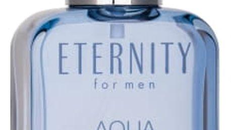Calvin Klein Eternity Aqua For Men 100 ml toaletní voda pro muže