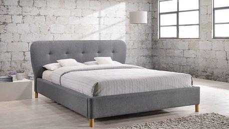 | Čalouněná postel BELLA 160x200