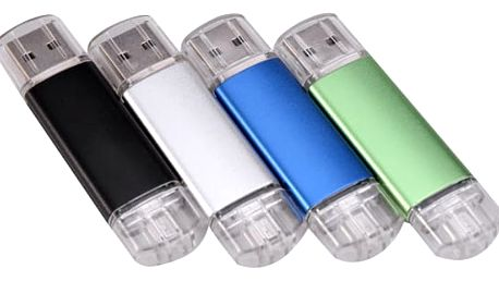 16 GB flash disk - USB 2.0 a micro USB konektor