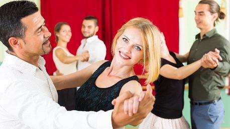 Taneční, do kterých nemusíte v obleku-pokročilí