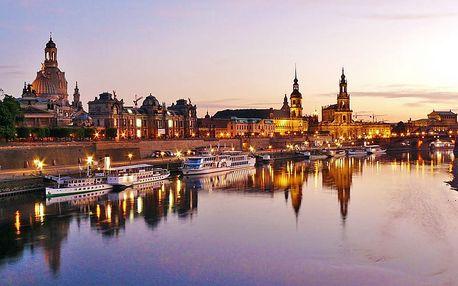 Jednodenní zájezd do Míšně a Drážďan pro JEDNOHO s plavbou na lodi