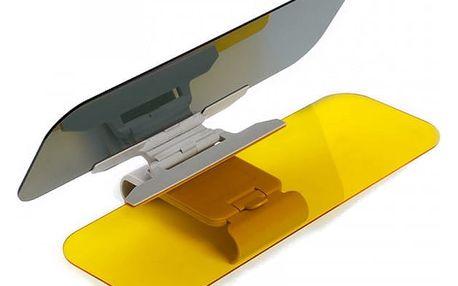Polarizovaná skla proti slunečnímu svitu do auta