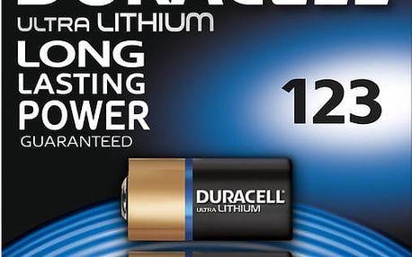 Duracell Ultra CR123A B2 - 10PP060001