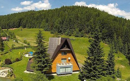Moderní apartmány v Beskydech s možností wellness