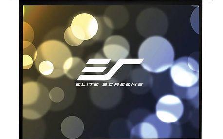 """Elite Screens plátno elektrické motorové 110"""" (279,4) cm)/ 16:9/ 137 x 244 cm/ case bílý - ELECTRIC110XH"""
