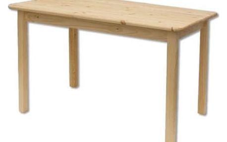 Jídelní stůl ST104 S120x60 masiv olše