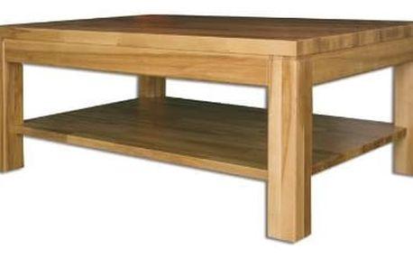 Konferenční stůl ST117 100x60 masiv ořech