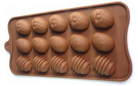 Silikonová formička na velikonoční vajíčka
