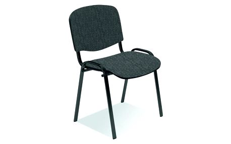 Kancelářská židle ISO šedo-černá