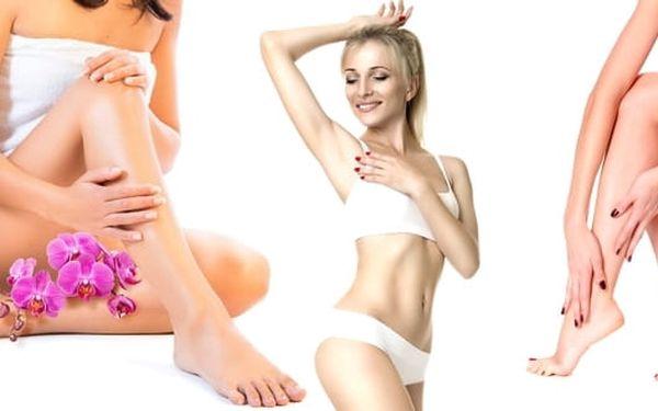 Jaro je tady nebojte se odhalit své tělo - depilace celého těla, na výběr veškeré partie včetně brazilské depilace lycon.
