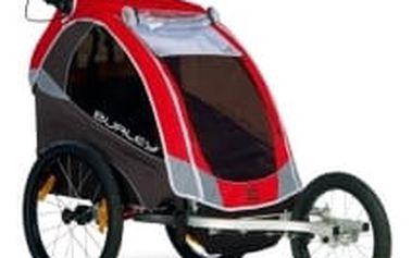 BURLEY Joggingový set s brzdou pro 1místný vozík