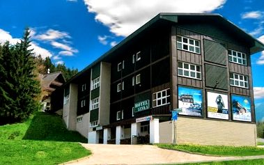 3–5denní pobyt plný zábavy v SkiHotelu Lenka*** ve Špindlu pro 2 + 1 dítě