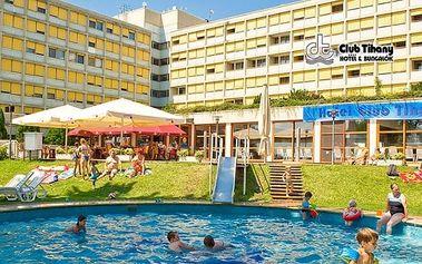 Balaton v luxusním 4* pobřežním resortu
