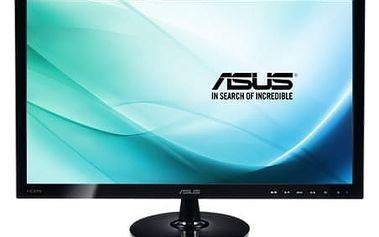 Monitor Asus VS248HR (90LME3001Q02231C-) černý