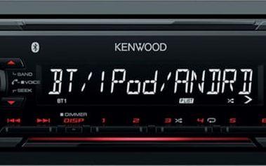Kenwood KMM-BT302
