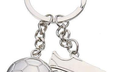 Klíčenka pro milovníky fotbalu - dodání do 2 dnů