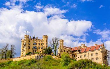 Bavorsko na 2 dny pro 1 osobu s ubytováním a snídaní v hotelu, termíny duben-srpen 2017