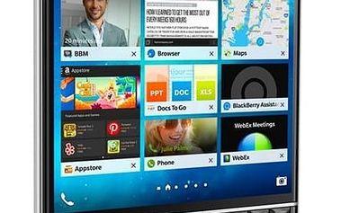 BlackBerry Passport QWERTY černý