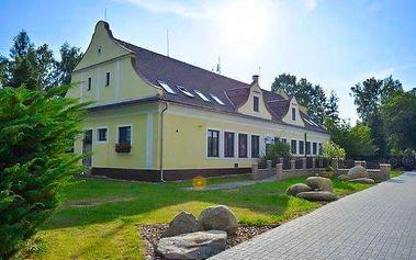 Jižní Čechy v apartmánu Blatský Dvůr
