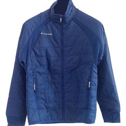 Pánská lehce zateplená bunda Dare2B SVDMN319 IGNIS HYBRID Blue M