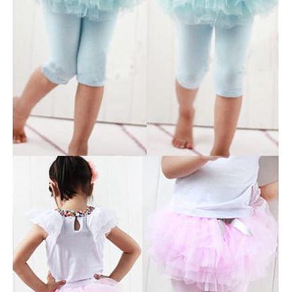 Dívčí tutu sukně s legínami Lily