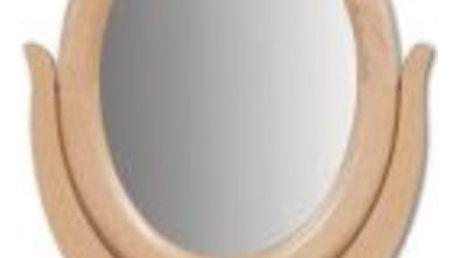 Dřevěné výklopné zrcadlo LT105 dub