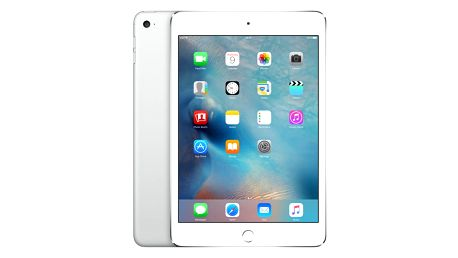 APPLE iPad Mini 4, 128GB, Wi-Fi, stříbrná - MK9P2FD/A