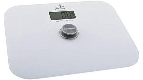 Osobní váha JATA 499 bílý + Doprava zdarma