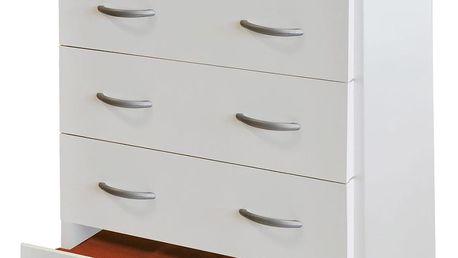 Prádelník 2982 bílý