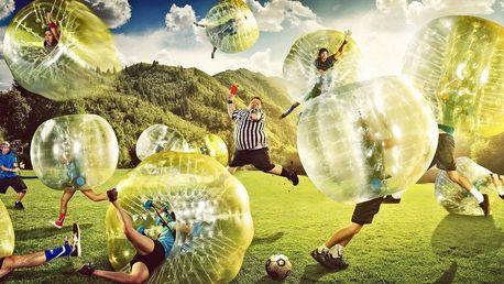 Bumper ball: Zábava pro partu přátel