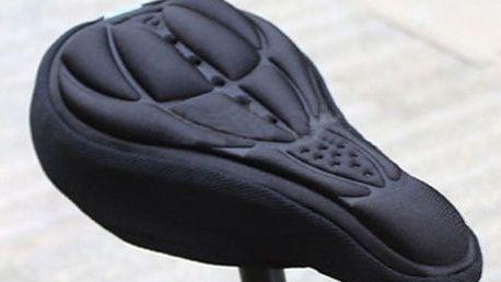 Prodyšný obal na cyklistické sedlo - 4 barvy