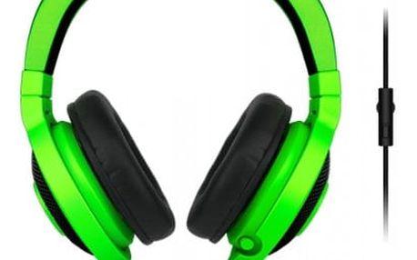 Gaming headset Razer Kraken Pro Green 2015