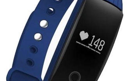 UMAX U-Band 107HR fitness náramek modrý