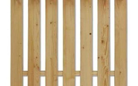 Věšák WS102 masiv borovice