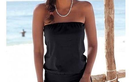 Dámské letní šaty bez ramínek Thalia - VÝPRODEJ