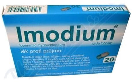 Imodium por.cps.dur. 20x2mg