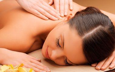 Uvolňující masáže pro odpočinek těla i mysli