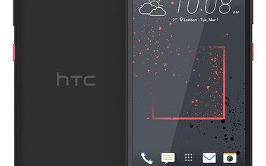 HTC Desire 530, šedá + Zdarma CulCharge MicroUSB kabel - přívěsek (v ceně 249,-)