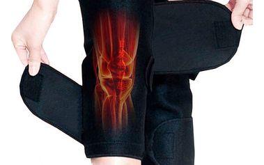 Turmalínové sportovní ortézy na kolena