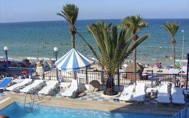 Tunisko - Sousse na 8 až 12 dní, polopenze nebo snídaně s dopravou letecky z Prahy