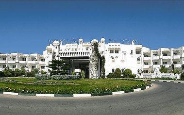Tunisko - Monastir na 8 až 12 dní, all inclusive s dopravou letecky z Prahy