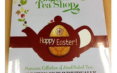 Dárková plechovka čajů English Tea Shop Velikonoční
